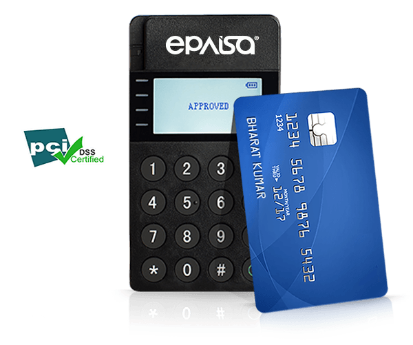 Mobile pos solutions in business banking epaisa chip pin card reader reheart Choice Image